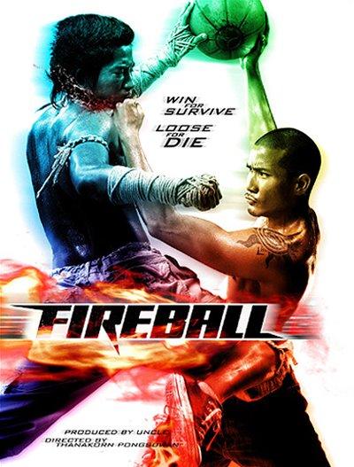 Fireball (2008) affiche