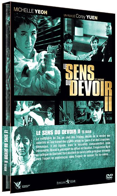 le sens du devoir 2 dvd
